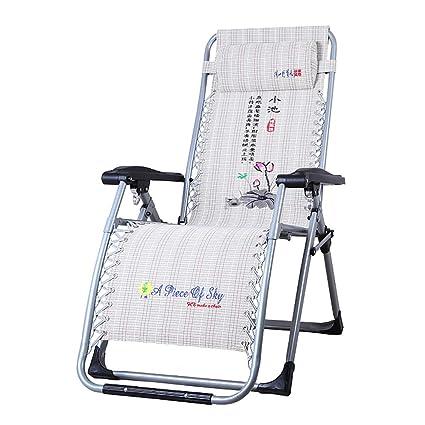 SOYX [25 Sillas reclinables, Tumbona para jardín, sillones ...