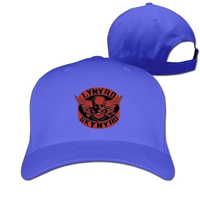 Lynyrd Skynyrd Ronnie Van Zant Baseball Caps  Amazon.ca  Clothing    Accessories ec63d06b22c
