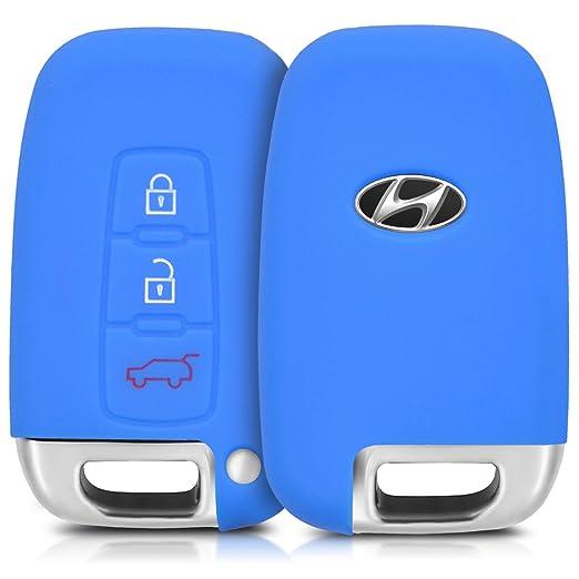 3 opinioni per kwmobile Cover in silicone per chiave con 3 tasti Protezione per chiave auto-