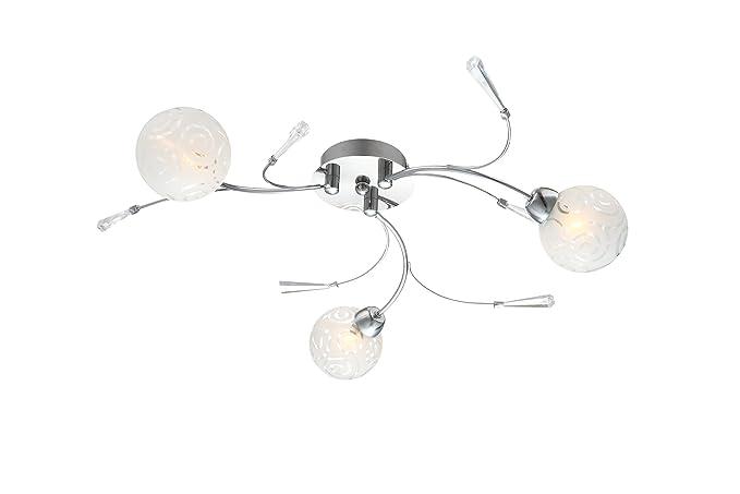 Lampadario Filo Di Ferro Fai Da Te : Acquista retro industriale fai da te lampadario a soffitto del