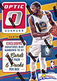 2016/17 Donruss Optic Basketball EXCLUSIVE Factory Sealed Blaster Box! Look for Rookie Cards and Autographs of Brandon Ingram, Kris Dunn, BEN SIMMONS,Jaylen Brown, Dragan Bender & Many More! WOWZZER!