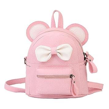 5a830d89a096 Amazon.com: Daorokanduhp Bags Backpack Leather Satchel Bow Tie Women ...