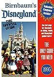 Disneyland 95 Pb Disney: 1995 (Birnbaum's Travel Guides)