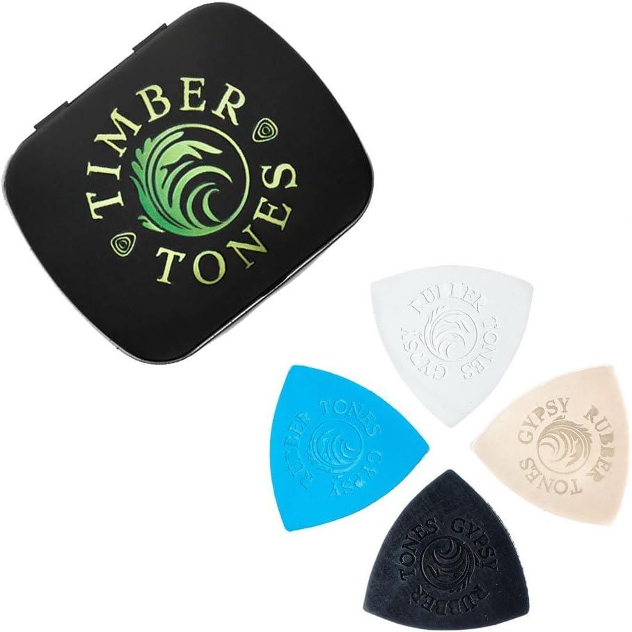 Rubber Tones Gypsy 4 Ukulele Picks