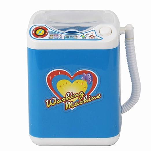 Youliy Electronic Mini lavadora - Limpiador de brochas de ...