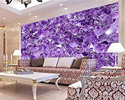 Wallpaper Amethyst Stone Crystal Background
