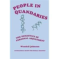 People in Quandaries: The Semantics of Personal Adjustment