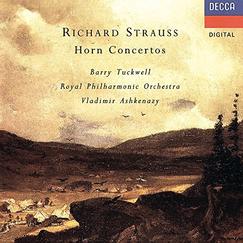 R. Strauss: Horn Concerto No. 1 in E flat major, Op.11 - (Richard Strauss Horn Concerto)