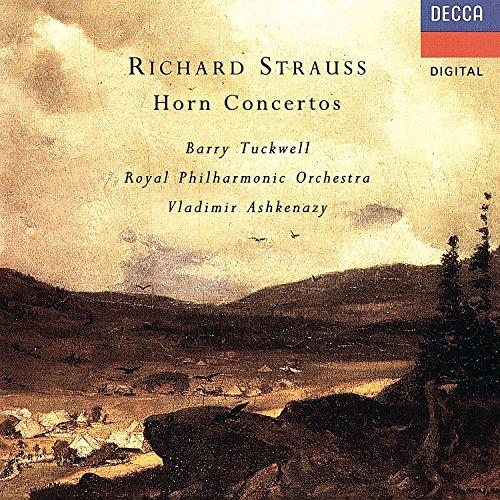 Richard Strauss: Horn Concertos Nos. 1 & 2 etc