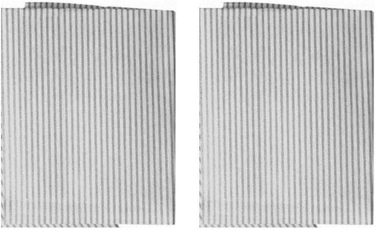 Reliapart Lot de 2 filtres /à graisse pour hotte de cuisine Neff 47 x 57 cm