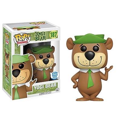 POP Animation: Yogi Bear: Toys & Games
