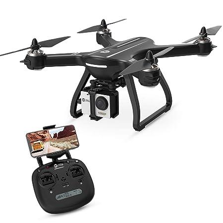 Holy Stone Drone FPV con Cámara 1080p de Video HD HS700 con Motor ...