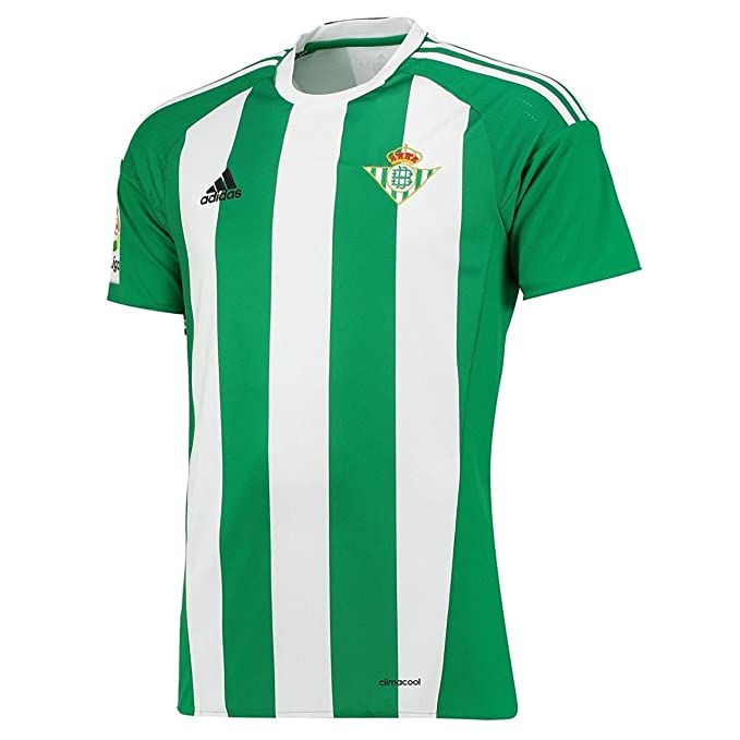 adidas 1ª Equipación Betis FC - Camiseta oficial para hombre ...
