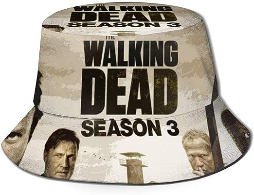 LCYYDECO Traje de Gorras de Pescador Popular de The Walking Dead ...