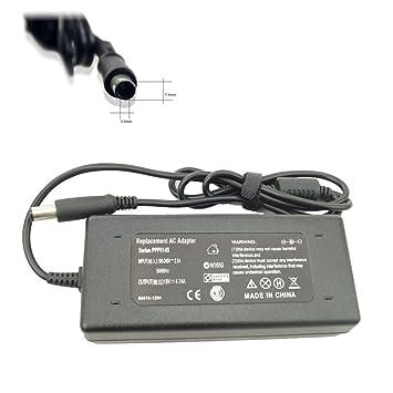 Amazon.com: DJW 19V 4.74A 90W Ac adaptador cargador para HP ...