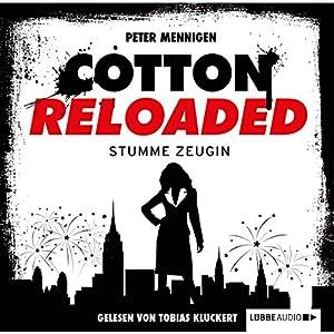 Stumme Zeugin (Cotton Reloaded 27) Hörbuch