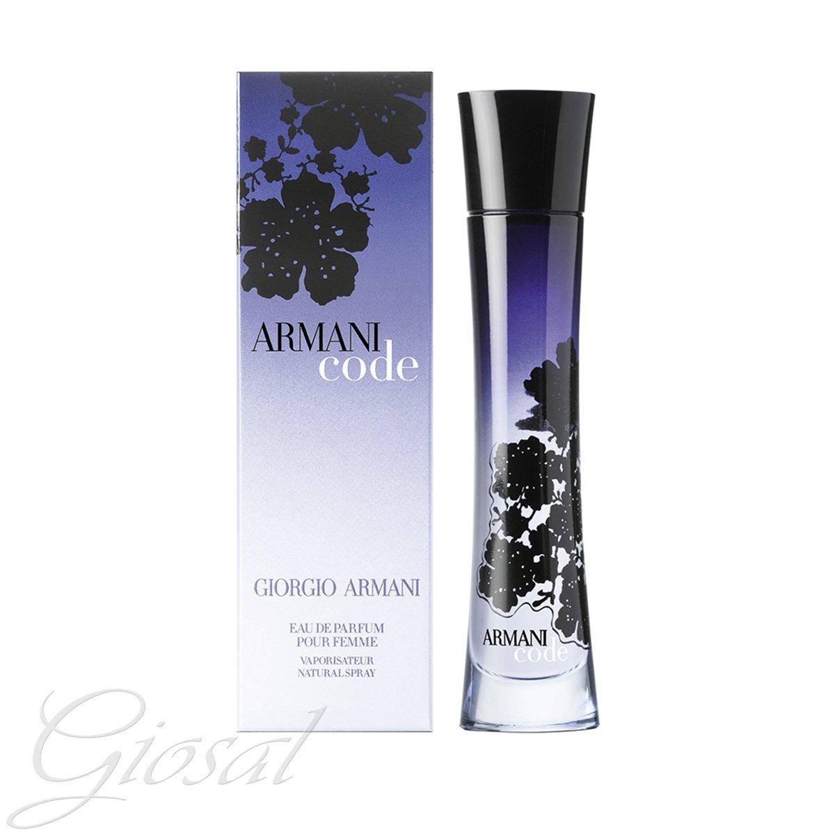 Femme De Armani Code Eau 30 Parfume Giorgio Parfum Ml Féminine Ybgmf76vIy
