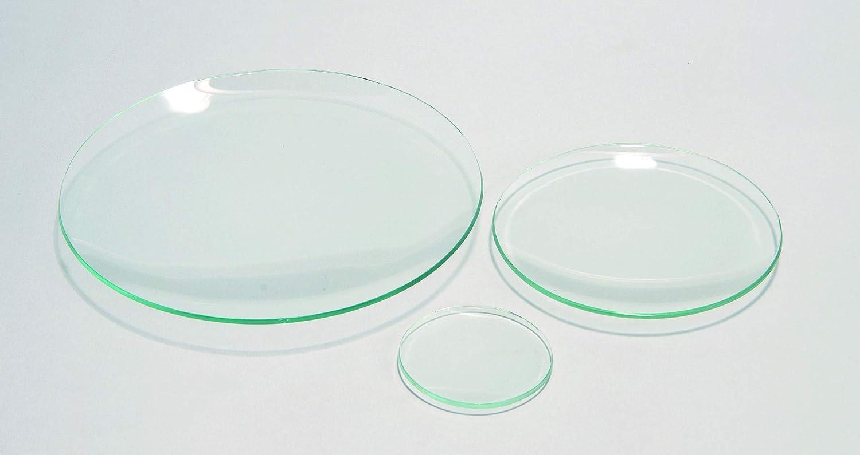 Wilmad LG-7680-100 Borosilicate Glass Low Form Dewar Flask 150 mL Capacity Cylindrical Shape