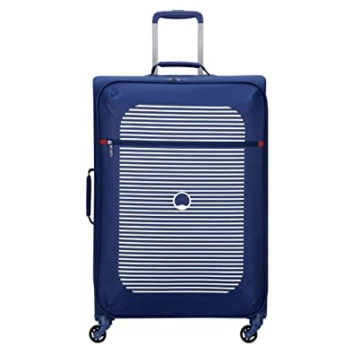 00fb31d6a9 Delsey デルセー DAUPHINE 3 ソフトスーツケース キャリーケース 超軽量 条件付き5年保証