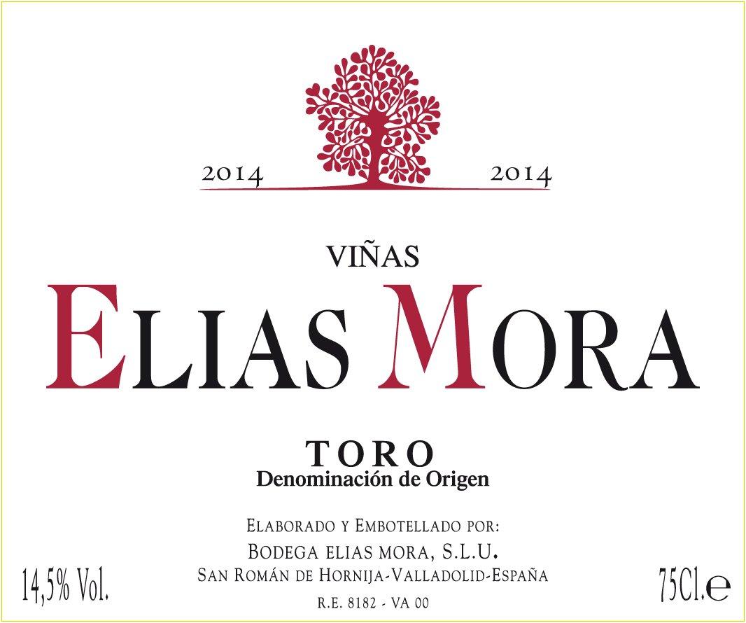 Elias Mora Elias Mora Tinta 2014, 750 Ml Cava, 750 Ml