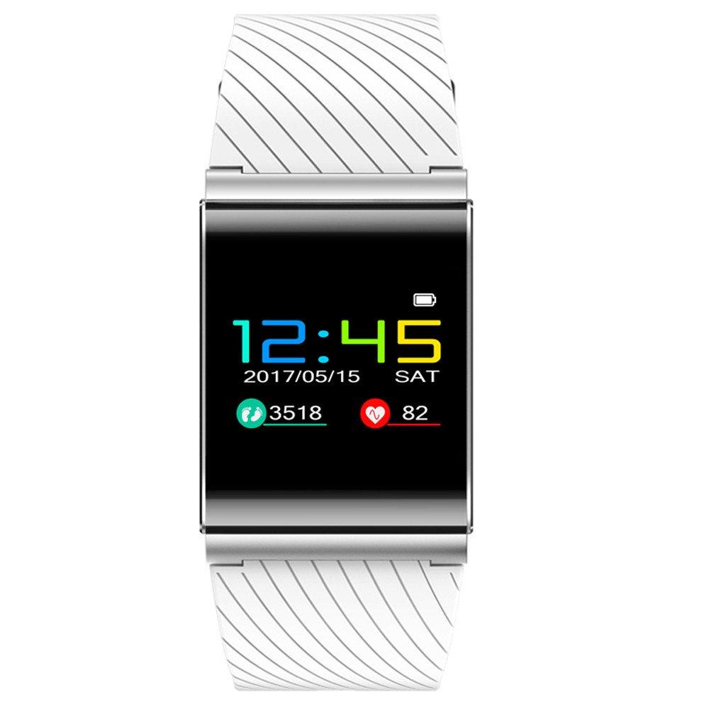 Harpily Reloj Inteligente para X9 Pro HR Bluetooth 4.0 Colorfol Led ...
