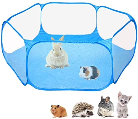 Even More Fabric Choices! NEW Hideaway Tent for Guinea Pigs and Other Small Critters