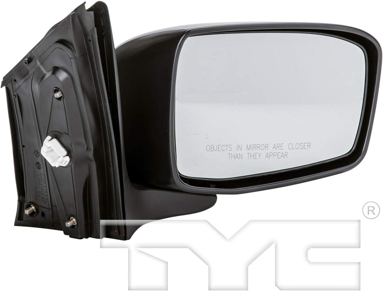 TYC 4760141-1 NSF Version Black//PTM Outside//Exterior Mirrors