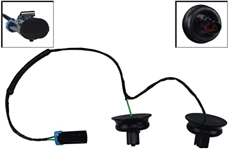 chevy knock sensor wiring harness