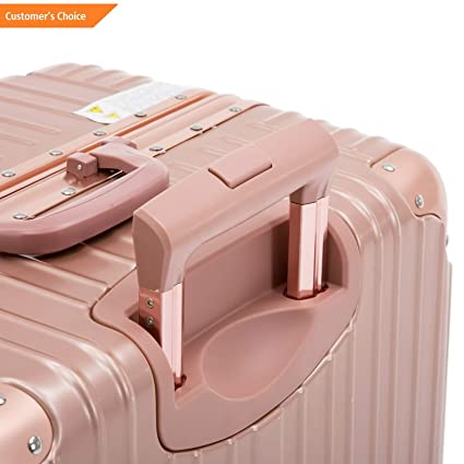 Amazon.com | Sandover 16/20/24/28 gage Travel Set with 4 Wheels Bag Trolley Case Carry On Suitcase | Model LGGG - 12790 | 16/20/24/28034 | Luggage Sets