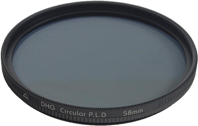 Filtro polarizador Circular Marumi EXUS 58 mm