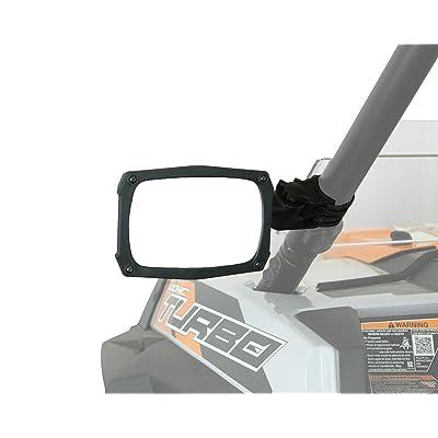 ATV TEK UTV Mirror, Clearview with Vibration Isolator and Breakaway UTVMIR1 One Mirror: Automotive