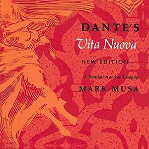 Dante's Vita Nuova Audiobook