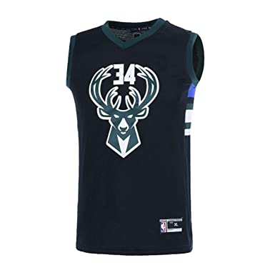 4af59a8d6 Outerstuff Youth 8-20 Milwaukee Bucks #34 Giannis Antetokounmpo Jersey (Youth  Small 8