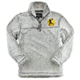 JANT girl Softball Pitcher's Sherpa 1/4 Zip Pullover
