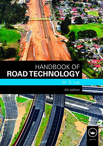 Handbook of Road Technology, Fourth Edition