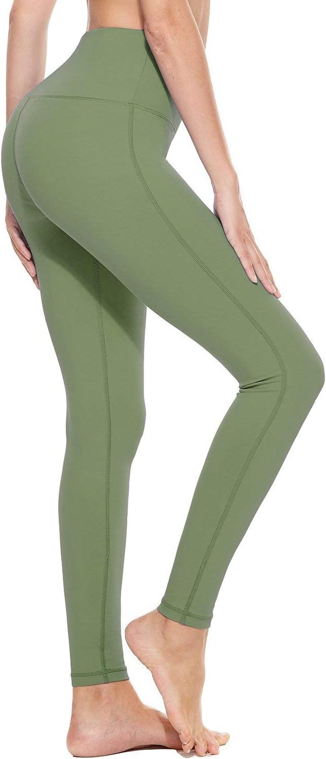 Ropa Deportiva Baleaf Pantalones De Cintura Alta Yoga Para Mujer Bolsillo Interior No Transparente Tela Ropa Aceautocare Net