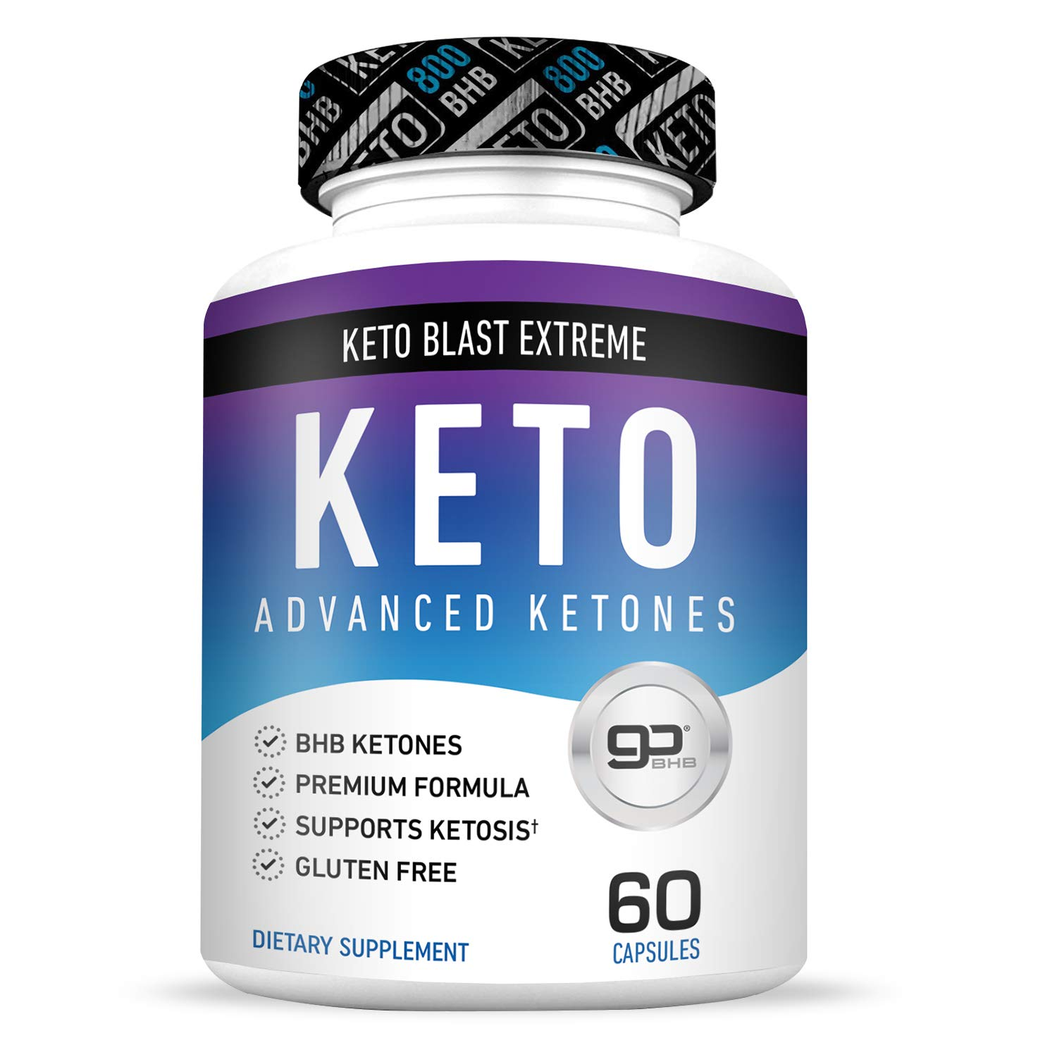 Keto Pills - Real Weight Loss - Lose Unwanted Pounds - Burn Fat Fast - Weight Loss for Women & Men - 60 Capsules