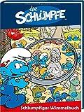 Die Schlümpfe. Schlumpfiges Wimmelbuch