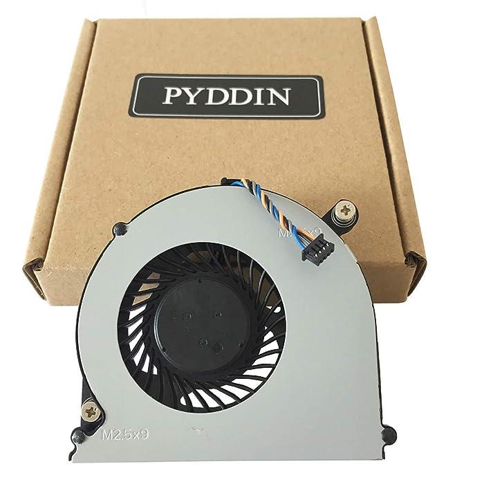 PYDDIN Laptop CPU Cooling Fan Cooler for HP Probook 640 G1 645 G1 650 G1 655 G1 P/N: 738685-001 738393-001 849993-001 6033B0034401, 4-pin