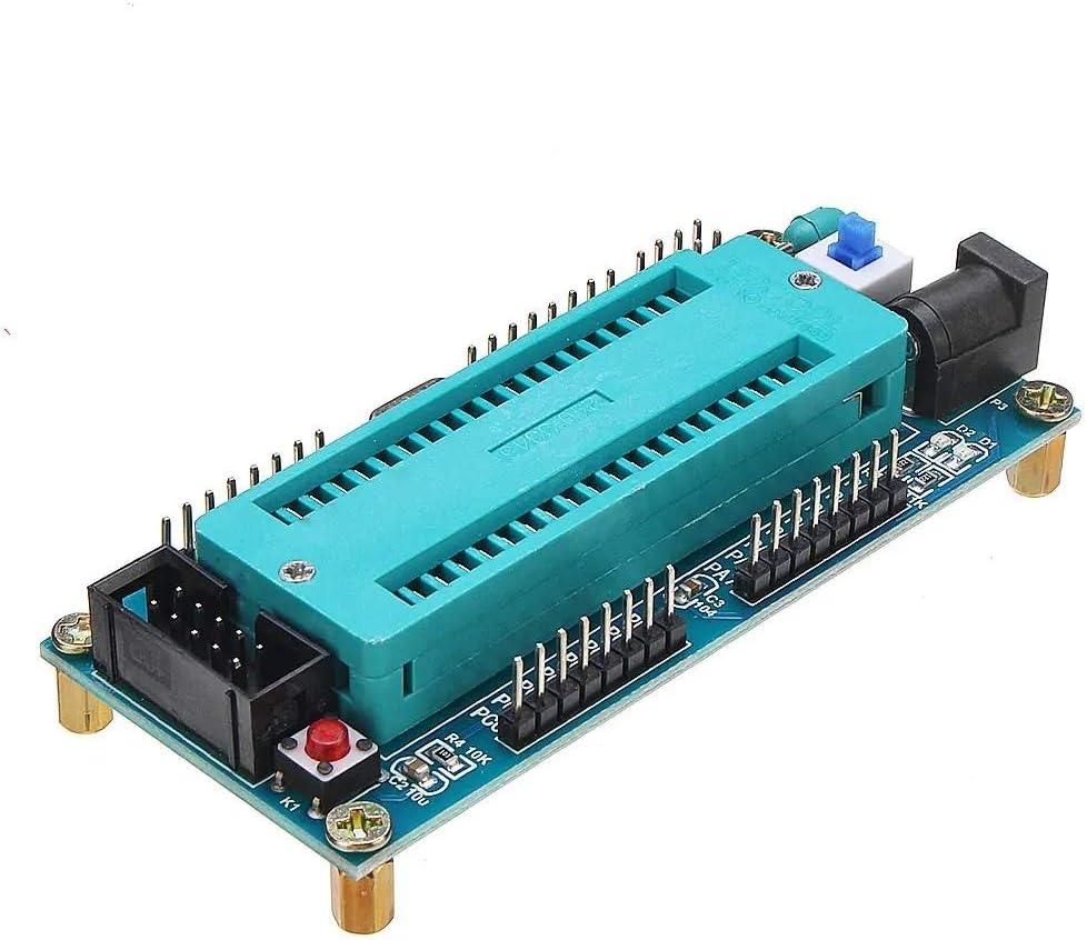 USB ISP USBasp Programmer with Download Cable for ATMEL Module Kits Accessory AVR ATMEGA16 Minimum System Development Board ATmega32