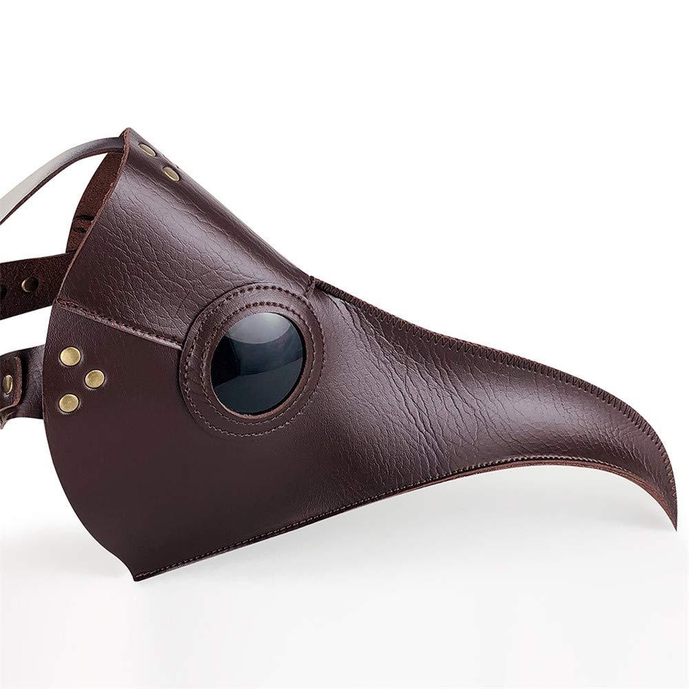 『4年保証』 KTYX KTYX マスク Steampunk B07K2THB95 Plagueロングバードの口のマスクハロウィンの小道具ギフト マスク B07K2THB95, ホイグン:dafa964f --- senas.4x4.lt