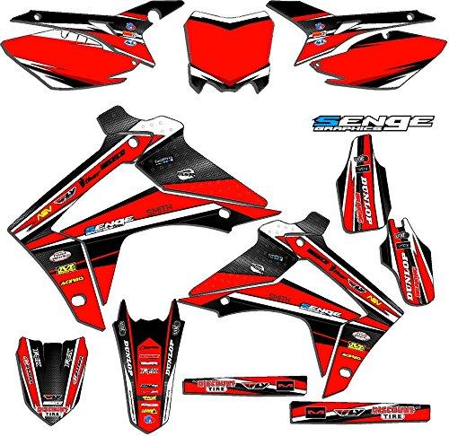 09 crf 450 graphics - 2