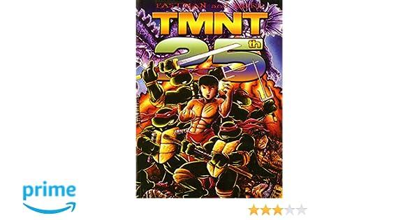 Teenage Mutant Ninja Turtles, 25th Anniversary Edition ...