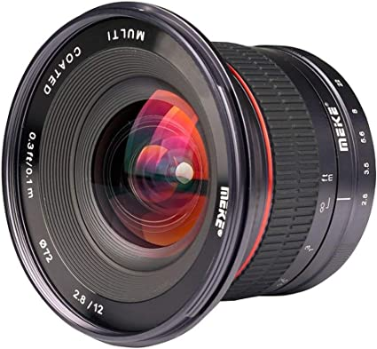 Meike Ultra Weitwinkelobjektiv Für Sony E Mount Meike Kamera