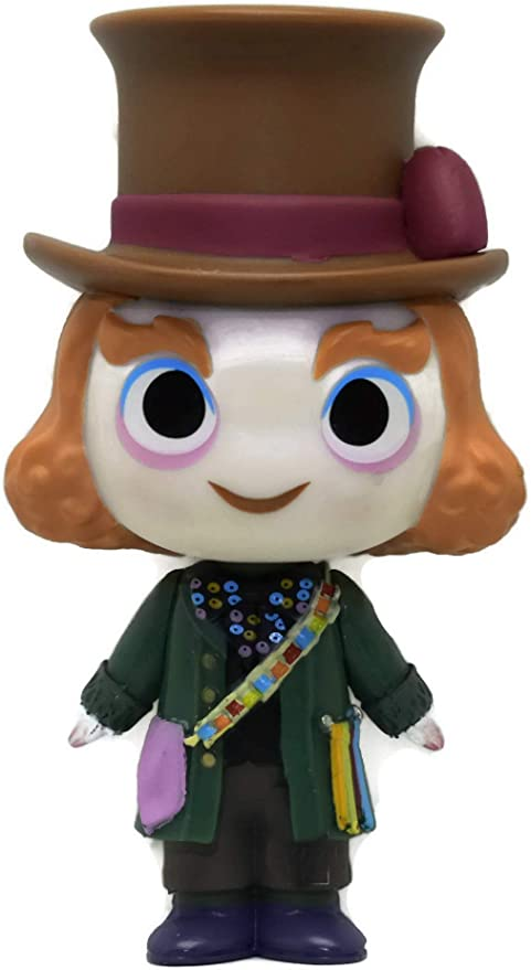 Alice Through the Looking Glass Mystery Minis Vinyl Figures Alice Military 1//12