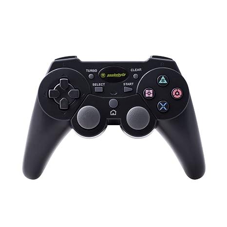 Snakebyte Premium Bluetooth Controller - Volante/mando (Palanca de mando, Playstation 3,