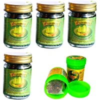 4 x 50 g Thai esld pagpon Green