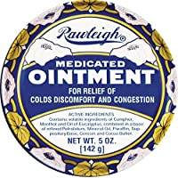 Medicated Ointment Cream - 5 oz Paste - by WT Rawleigh