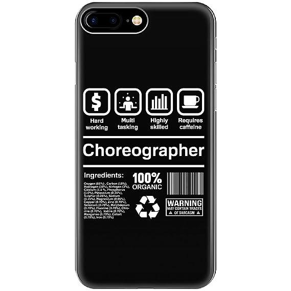 Amazon Choreographer Gifts Funny Job Description