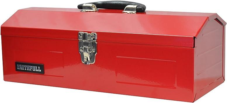 Faithfull TBB19 - Caja de herramientas con bandejas voladizas ...